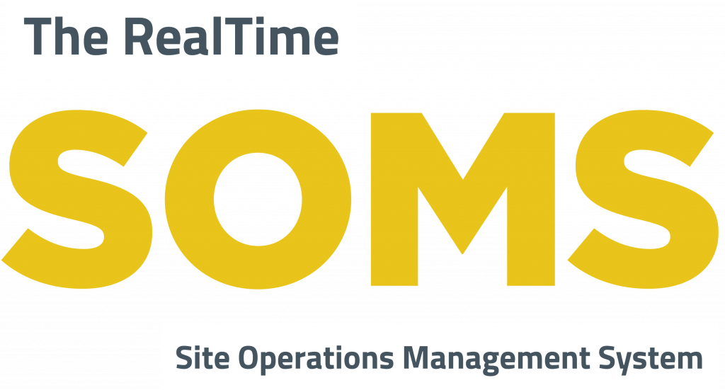 SOMS Site Operations Management System