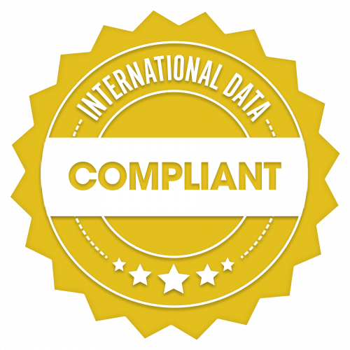 International Data Compliant Seal